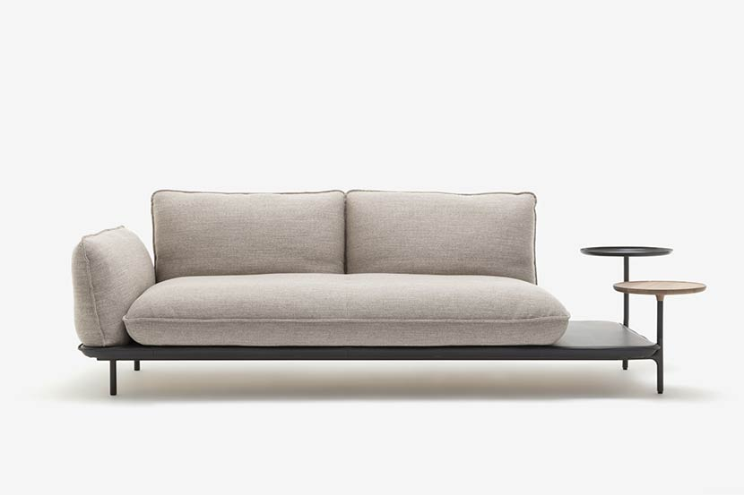 Preisbeispiel Sofa Rolf Benz Addit in Stoff