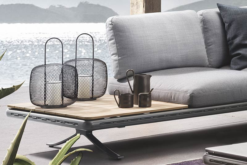 Rolf Benz Outdoor Sofa