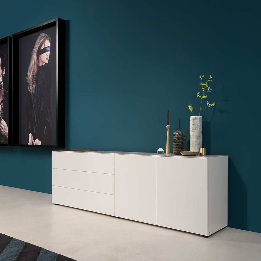 Sideboard Cubo by Rolf Benz - Made in Germany