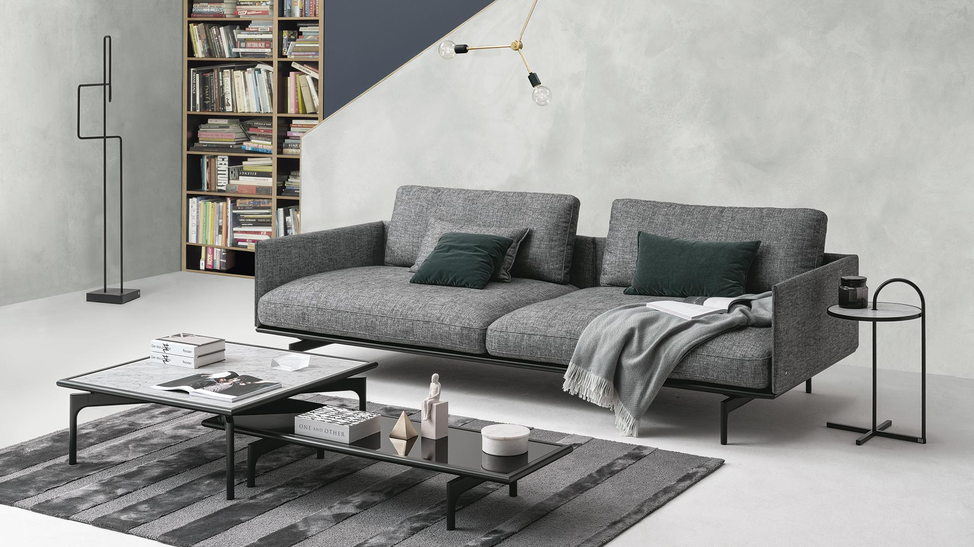Rolf Benz Sofa / Couch LIV